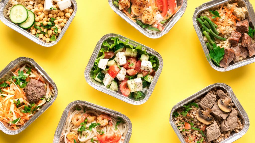 e-commerce alimentaire repas barquettes