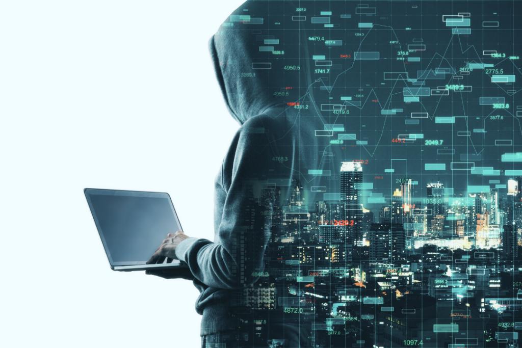 Clubhouse ordinateur hacker base de données